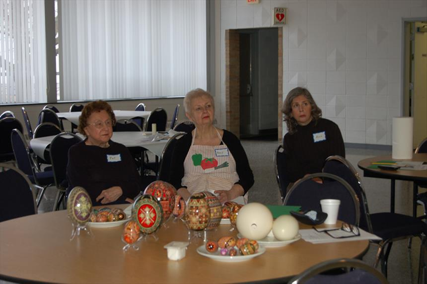 Pysanka Workshop 2014 (3)