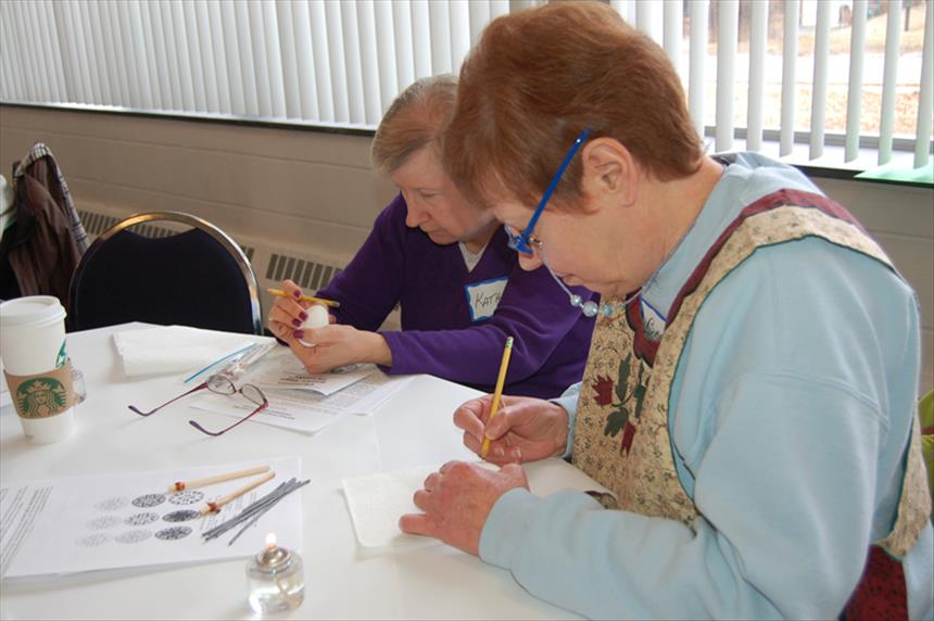 Pysanka Workshop 2014 (23)